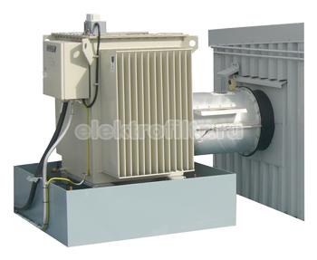 Агрегат питания электрофильтра